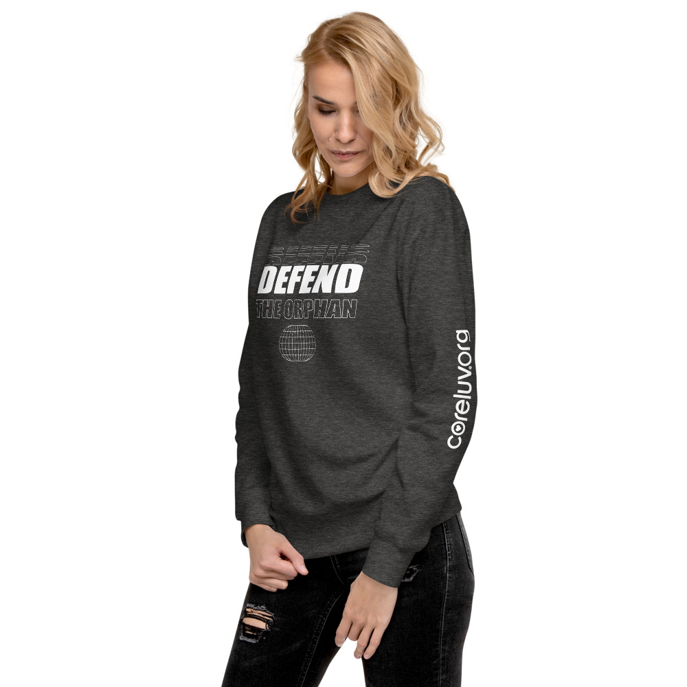 Defend the Orphan 2020 Long Sleeve Shirt